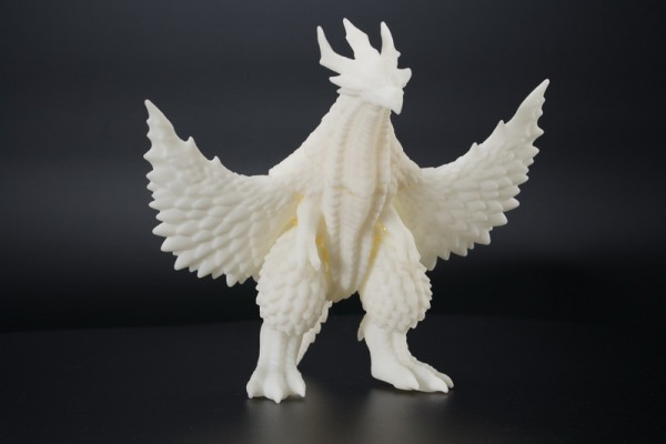 3D打印怪兽鹰王